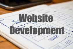 Web site development by AME WebTech